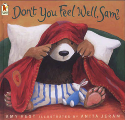 Don't You Feel Well, Sam? by Amy Hest image