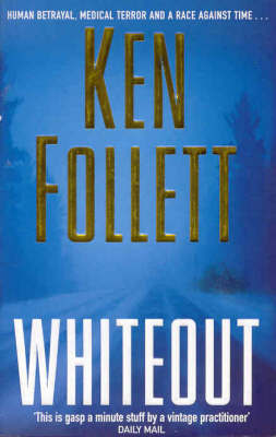 Whiteout by Ken Follett image