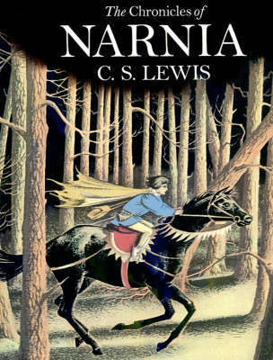 The Chronicles of Narnia Box Set by C.S Lewis