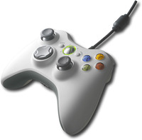 Xbox 360 Wired Controller White (PC Compatible) image