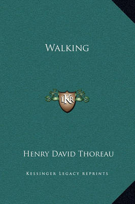 walking thoreau analysis Walking is an essay on experiencing the natural world, focusing on relationship between nature and civilization.