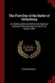 The First Day of the Battle of Gettysburg by Chapman Biddle image