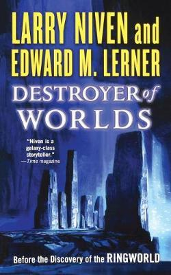 Destroyer of Worlds by Larry Niven image