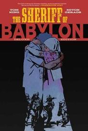 Sheriff of Babylon by Tom King