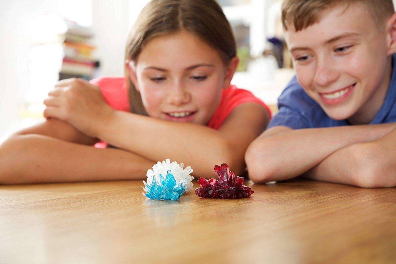 4M Science: Crystal Growing Experimental Kit image