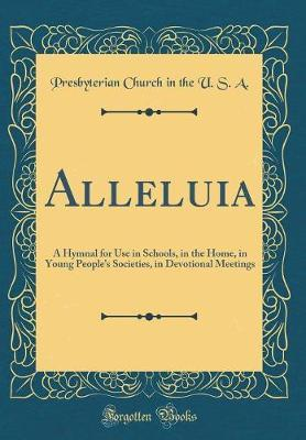 Alleluia by Presbyterian Church in the U.S.A