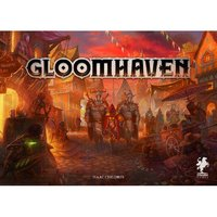 Gloomhaven (2nd Edition) - DAMAGED BOX