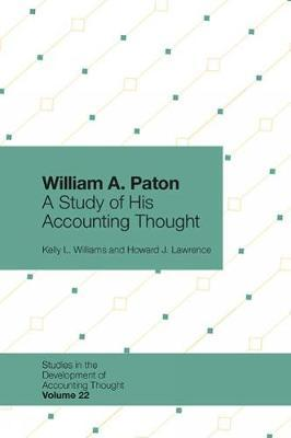 William A. Paton by Kelly L Williams image