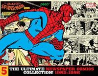 The Amazing Spider-Man The Ultimate Newspaper Comics Collection Volume 5 (1985- 1986) by Stan Lee