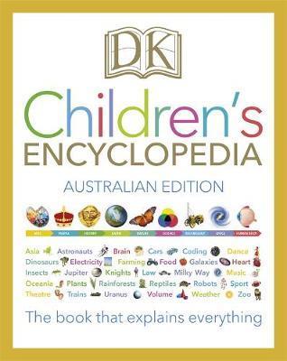 DK Children's Encyclopedia by DK Australia