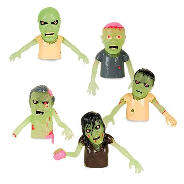 Glow Finger Zombies (set 5) image