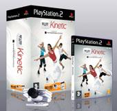 EyeToy Kinetic with Camera for PS2