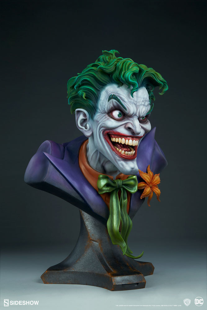The Joker - Life Size Bust image