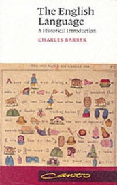 The English Language: A Historical introduction by Charles Barber image