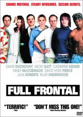 Full Frontal on DVD