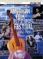 American Folk Blues Festival, The 1962-1966 - Vol. 2 on DVD
