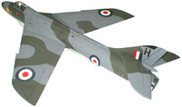West Wings EDF Model Aircraft Kit - Hawker Hunter (radio control)