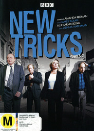 New Tricks - Series 2 (3 Disc Set) on DVD image
