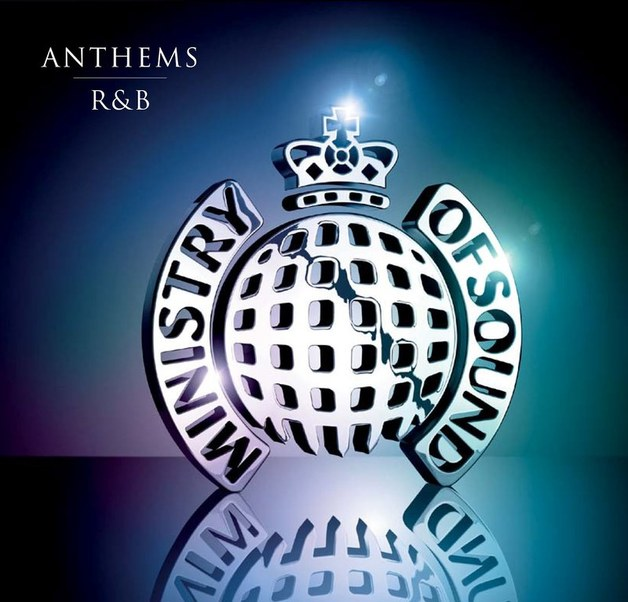 Ministry of Sound: Anthems - R&B (3CD) by Ministry Of Sound