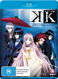 K' - Series Collection on Blu-ray