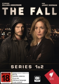 The Fall - Series One & Two Box Set DVD