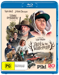 Hunt for the Wilderpeople on Blu-ray image