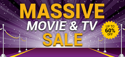 Massive Movie & TV Sale!