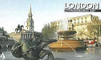 London by Helga Neubauer