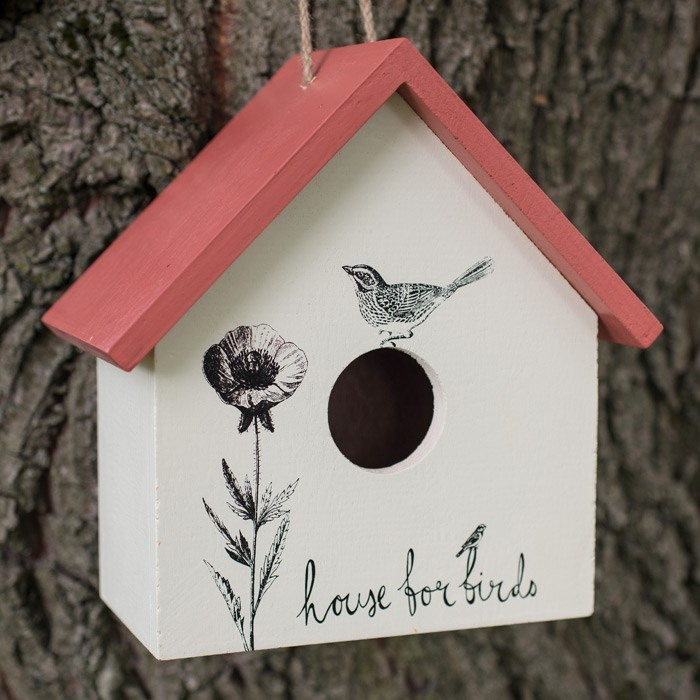 Thoughtful Gardener: Bird House image