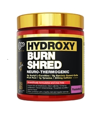 BSc: Hydroxyburn SHRED Neuro Thermogenic - Passionfruit (60 Serve)