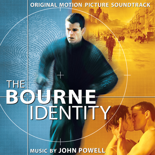 The Bourne Identity - Original Motion Picture Soundtrack by John Powell