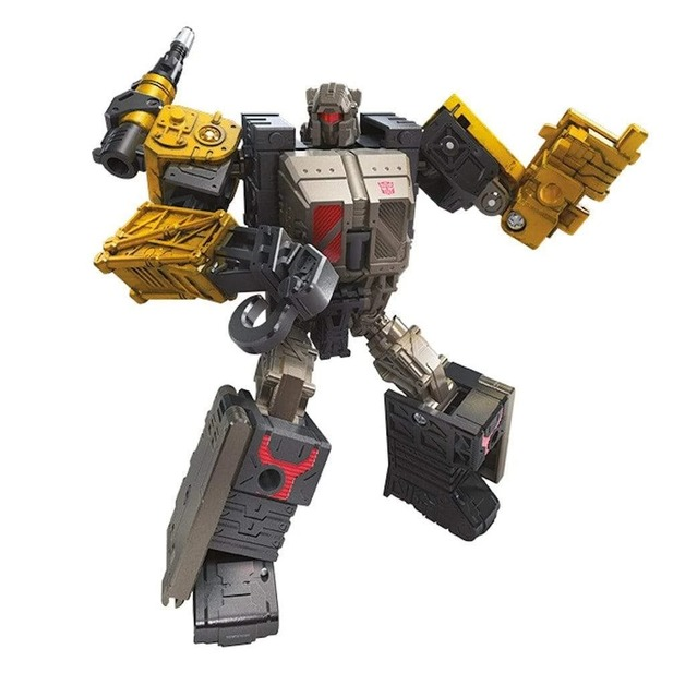 Transformers Generations: War for Cybertron - Deluxe Ironworks (WFC-E8)