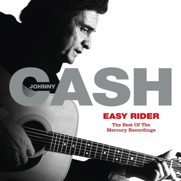 Easy Rider: The Best Of The Mercury Recordings by Johnny Cash