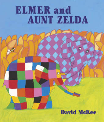 Elmer and Aunt Zelda by David McKee image