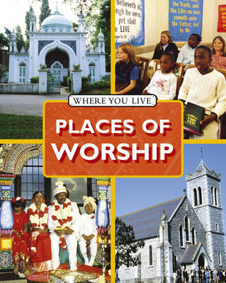 Places of Worship by Ruth Nason image