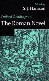 Oxford Readings in the Roman Novel image