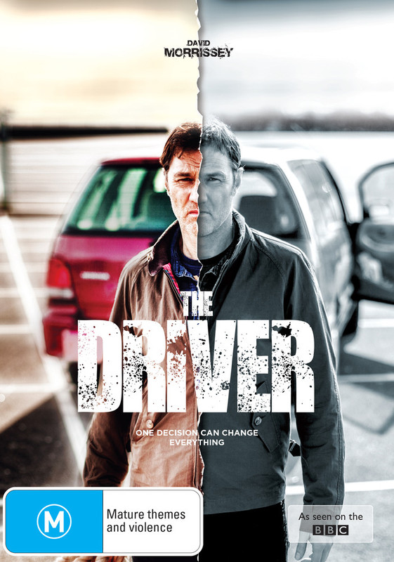 The Driver on DVD
