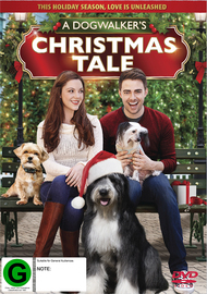 A Dog Walkers Christmas Tale on DVD
