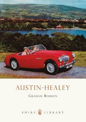 Austin-Healey by Graham Robson image