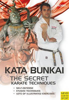 Secret Karate Techniques - Kata Bunkai by Helmut Kogel image