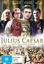 Julius Caesar (2 Disc Set) on DVD