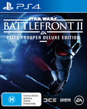 Star Wars: Battlefront II Elite Trooper Deluxe Edition for PS4