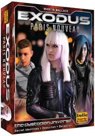 Exodus: Paris Nouveau - Card Game