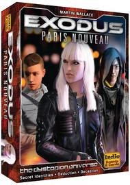 Exodus: Paris Nouveau - Card Game
