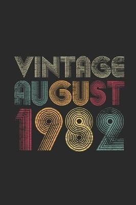 Vintage August 1982 by Vintage Publishing image