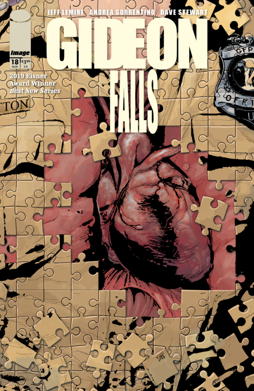 Gideon Falls - #18 (Cover A) by Jeff Lemire