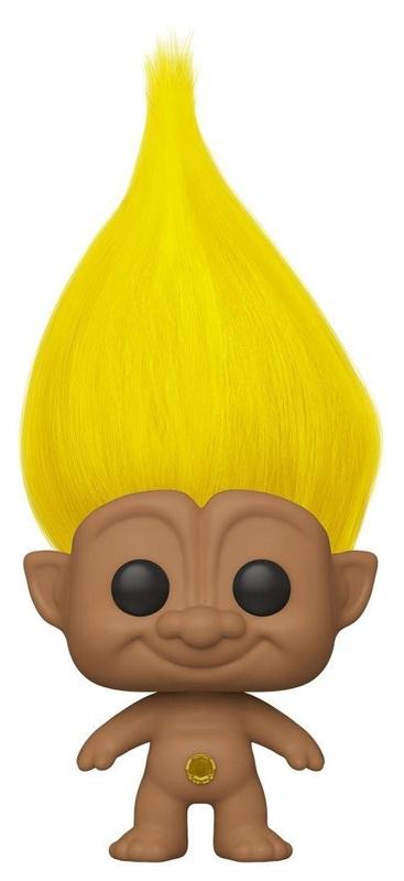 Good Luck Trolls - Yellow Troll Pop! Vinyl Figure