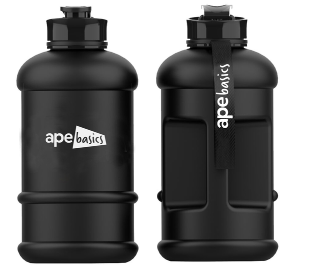 Ape Basics: Ultimate Hydration Bottle 2.2L (Black)
