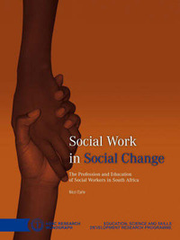 Social Work in Social Change by Nicci Earle image