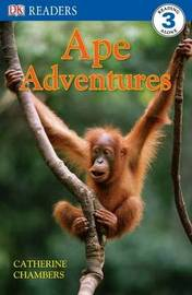 Ape Adventures by Catherine Chambers image